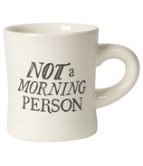 Now Designs Not A Morning Person Dinner Mug