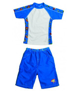 Banz Coolgardie Boys Two Piece Swimsuit