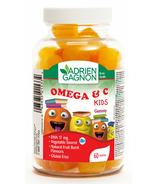 Adrien Gagnon Omega 3 + Vitamin C for Kids