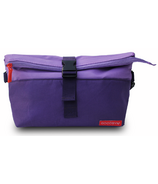 Goodbyn Rolltop Insulated Lunch Bag Purple