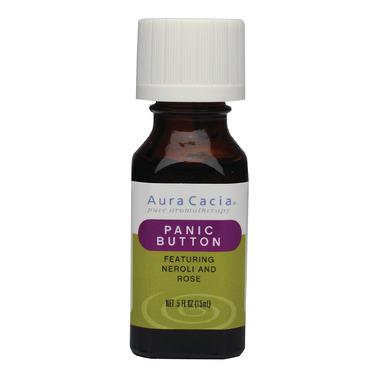 Aura Cacia Panic Button Essential Oil Blend