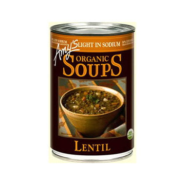 Amy\'s Kitchen Organic Lentil Soup