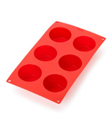 Lekue 6 Cup Muffin Mold