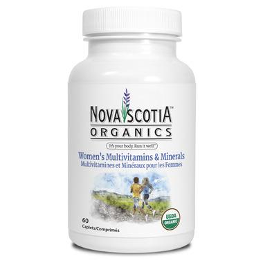 Nova Scotia Organics Women\'s Multivitamins & Minerals