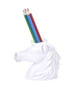 Kikkerland Unicorn Pencil Holder