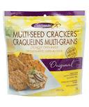 Crunchmaster Gluten Free Multi-Seed Crackers Original