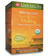 Uncle Lee's Whole Leaf Organic Oolong Tea
