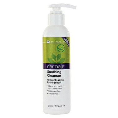 Derma E Soothing Cleanser with Anti-Aging Pycnogenol