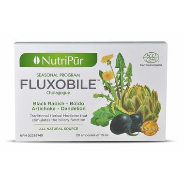 Nutripur Flux O Bile Seasonal Cleanse 20 Day Program