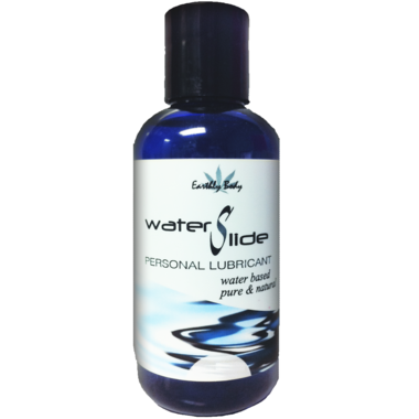 Earthly Body Water Slide Natural Personal Lubricant