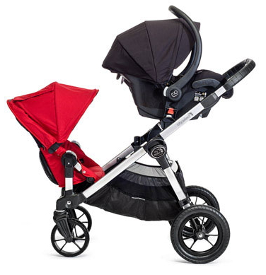 Buy Baby Jogger City Select Single Onyx At Well Ca Free