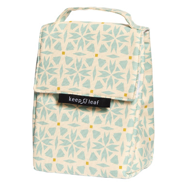 Keep Leaf Lunch Bag Geo