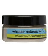 Whistler Naturals Banana Pineapple Enzyme Exfoliant