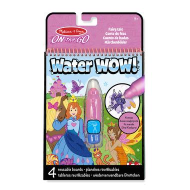 Melissa & Doug Water WOW! Fairy Tale On-The-Go