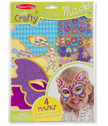 Melissa & Doug Simply Crafty Marvelous Masks