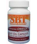 SBT Seabuckthorn Omega 7 Fruit Oil Capsules