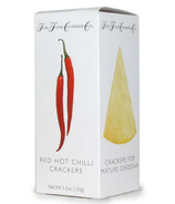 Fine Cheese Co. Red Hot Chili Crackers