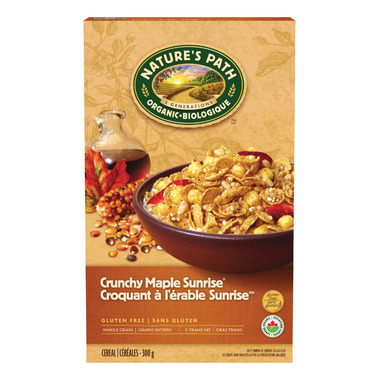 Nature\'s Path Crunchy Maple Sunrise