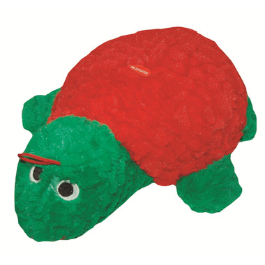 Toni\'s Buddy Plush Dog Toy Holiday Tortoise