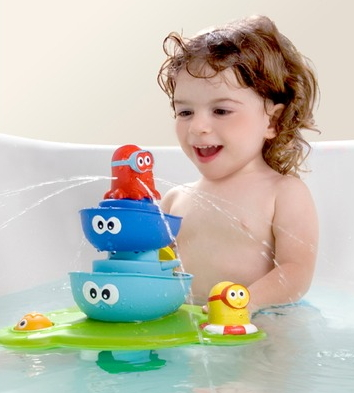 Buy Yookidoo Stack N Spray Tub Fountain At Well Ca Free