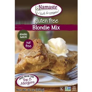 Namaste Foods Blondie Mix