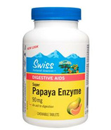 Swiss Natural Sources Super Papaya Enzyme