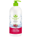 Nature's Gate Pomegranate Sunflower Velvet Moisture Body Wash