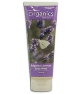 Desert Essence Organics Bulgarian Lavender Body Wash