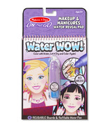 Melissa & Doug Water Wow! Makeup & Manicures