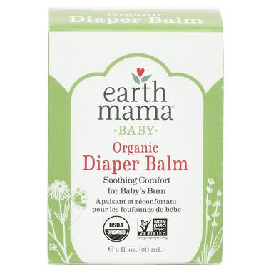 Earth Mama Organics Baby Diaper Balm
