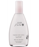 100% Pure Organic Rose Water Cleansing Foam