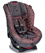 Britax Marathon (G4.1) Convertible Car Seat Pink Giraffe