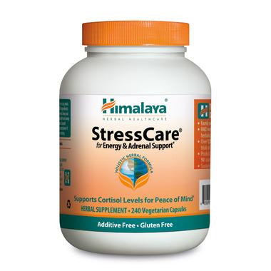 Himalaya Herbal Healthcare StressCare