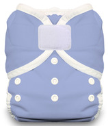 Thirsties Duo Wrap Hook & Loop Diaper Storm Cloud