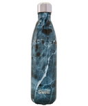 S'well Elements Collection Stainless Steel Water Bottle Blue Marble