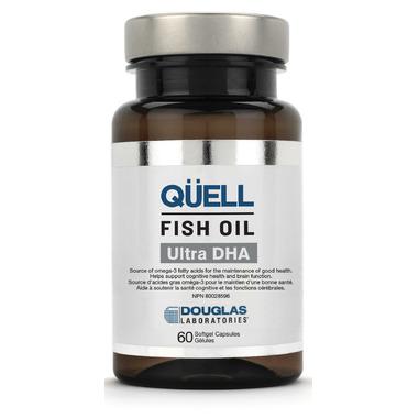 Douglas Laboratories Quell Fish Oil High DHA
