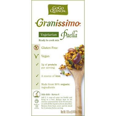 GoGo Quinoa Granissimo Paella