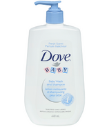 Dove Baby Fresh Scent & Tear Free Wash & Shampoo