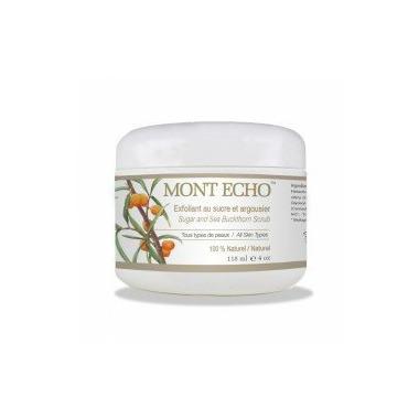 Mont Echo Naturals Age Defense Sugar Scrub
