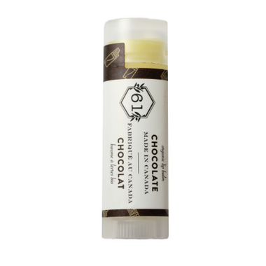 Crate 61 Organics Chocolate Lip Balm