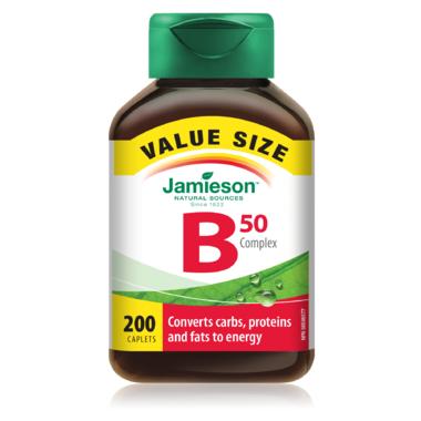Jamieson Vitamin B50 Complex Value Pack