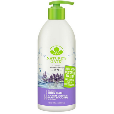 Nature\'s Gate Lavender Body Wash
