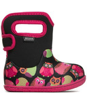Bogs Baby Waterproof Boots Owls