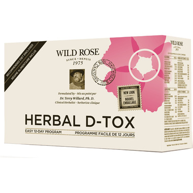 Wild rose herbal d-tox reviews