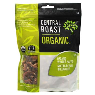Central Roast Organic Walnut Halves