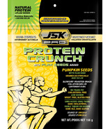 JSK Pro Pumpkin Seed Protein Crunch with Flax Seeds
