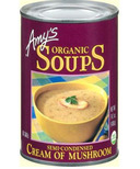 Amy's Organic Cream of Mushroom Soup