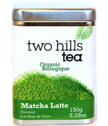 Two Hills Tea Organic Matcha Coconut Latte Mix