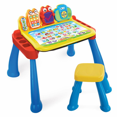 buy vtech touch and learn activity desk deluxe from canada at free shipping. Black Bedroom Furniture Sets. Home Design Ideas