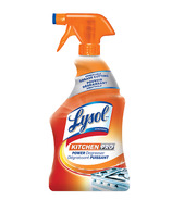 Lysol Antibacterial Kitchen Cleaner: KitchenPro Power Degreaser